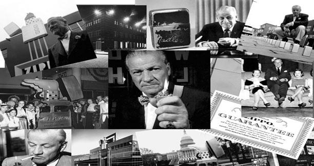 George G. Blaisdell - założyciel firmy Zippo