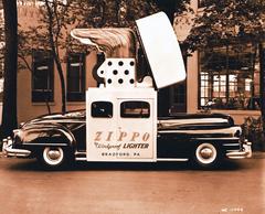 Orjinal Zippo Araba
